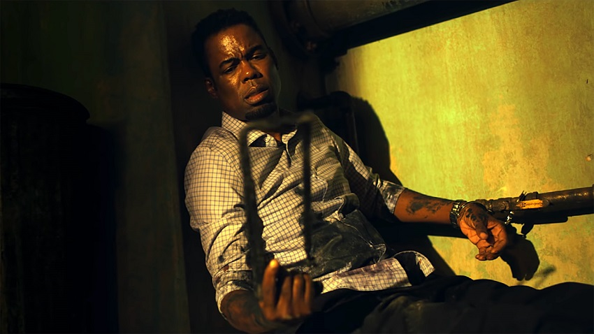 Chris Rock's murder investigation takes a turn in the Saw franchise's latest instalment Spiral 3