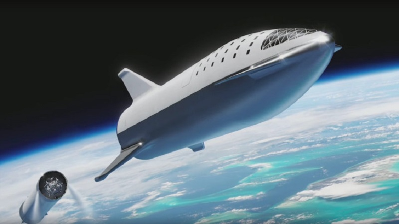 SpaceX planning for first tourist flights in 2021/2022 3