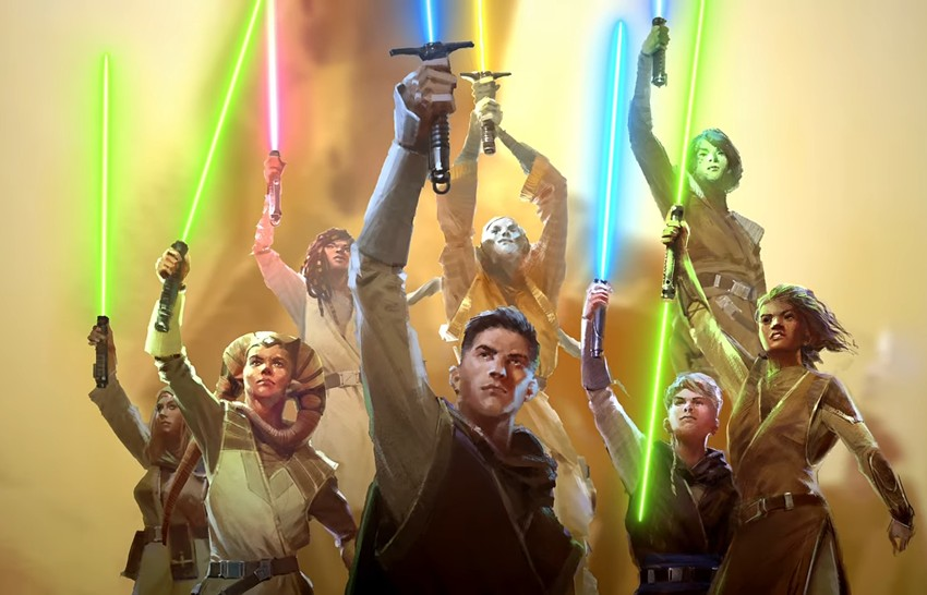 It's official! Star Wars: The High Republic to introduce the new era of the Jedi! 8