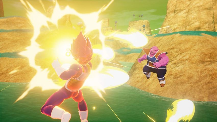 Dragon Ball Kakarot's first story DLC introduces the God of Destruction 11