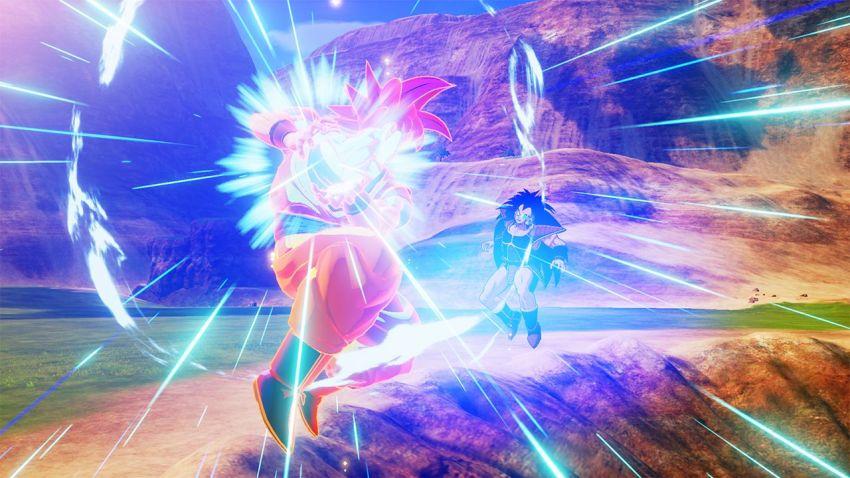 Dragon Ball Kakarot's first story DLC introduces the God of Destruction 15