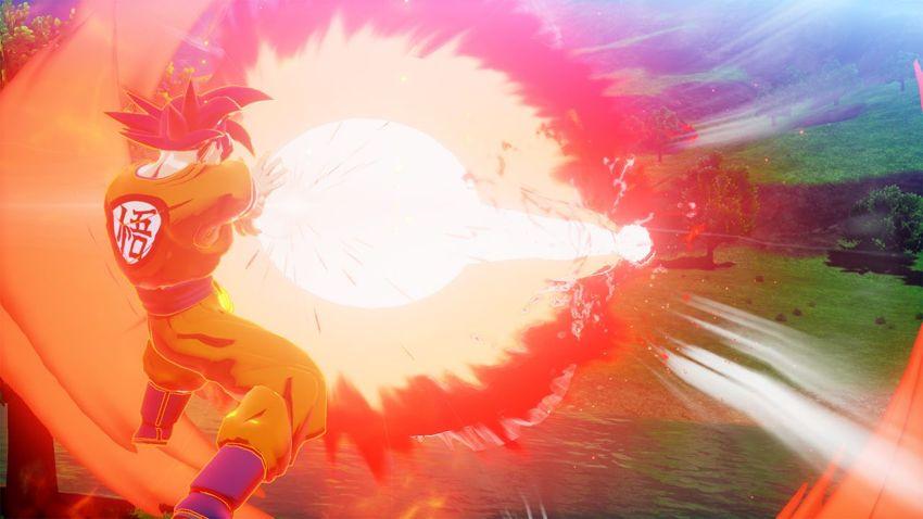 Dragon Ball Kakarot's first story DLC introduces the God of Destruction 16