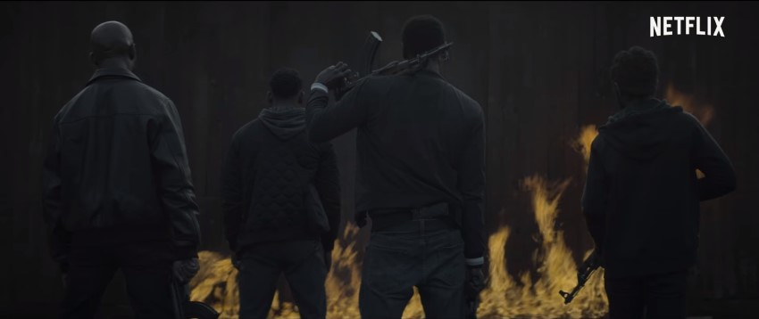 It's an eye for an eye in Netflix's French action thriller Earth and Blood 2