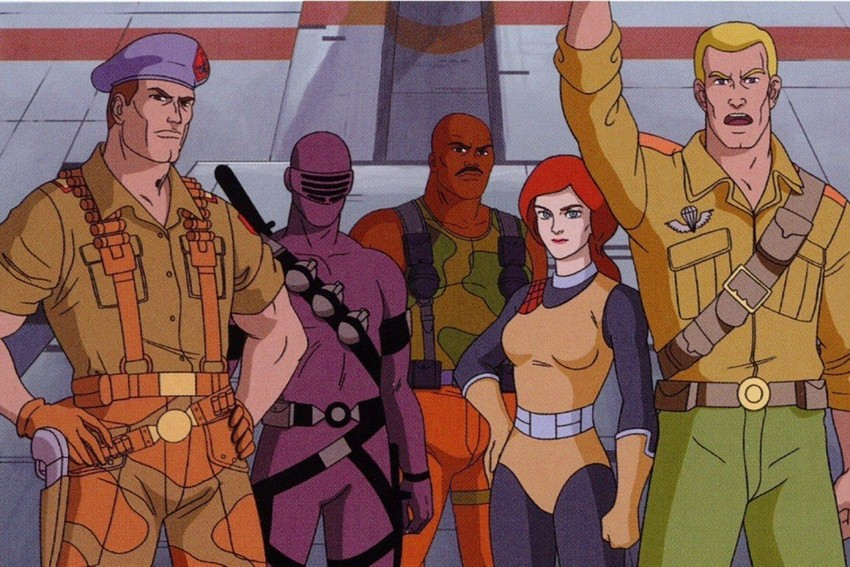 Hasbro releases classic G.I. Joe cartoon episodes online for free 2