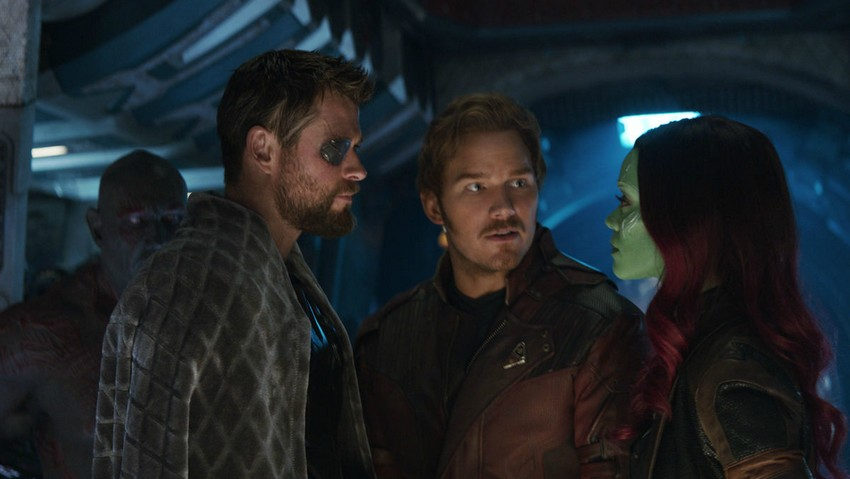 Thor: Love and Thunder will feature the Guardians of the Galaxy 4