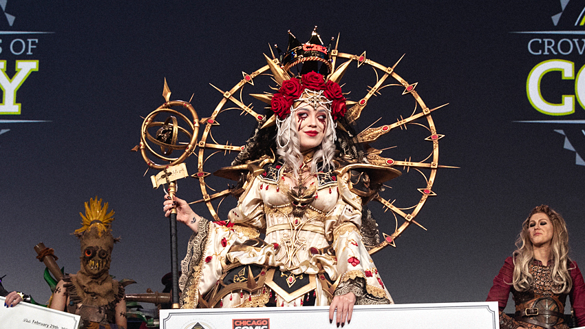 South African JinxKittie is the global Crown Champion of Cosplay 3