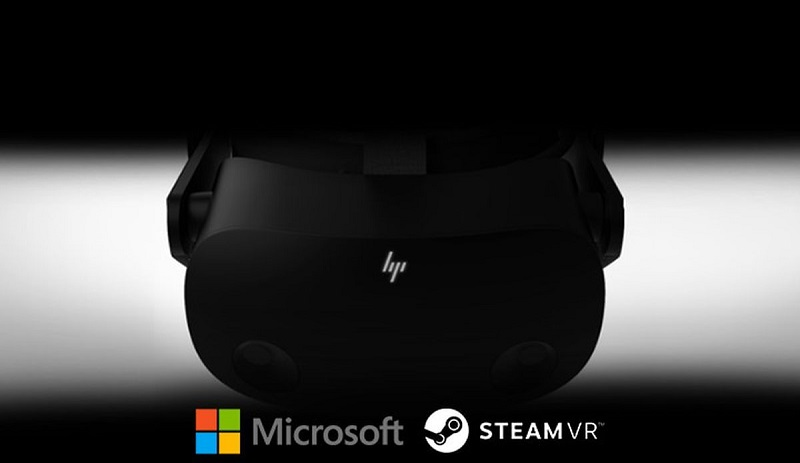 """HP teasing a new """"no compromise"""" VR headset 2"""