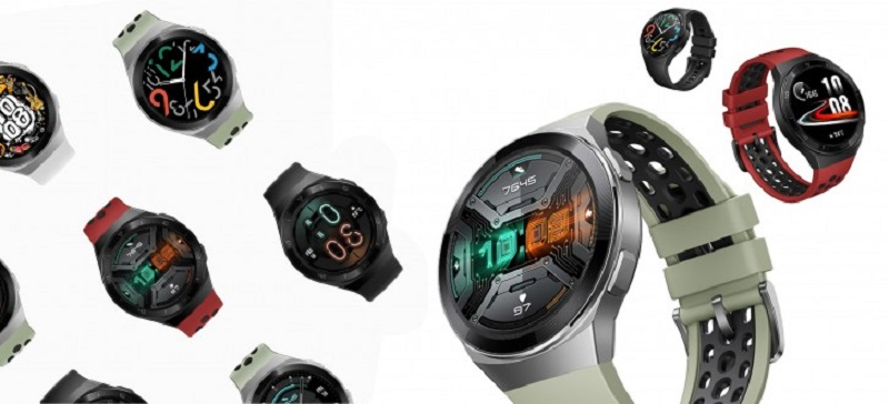 Huawei's new GT 2E Watch is out to keep you fit and healthy 3
