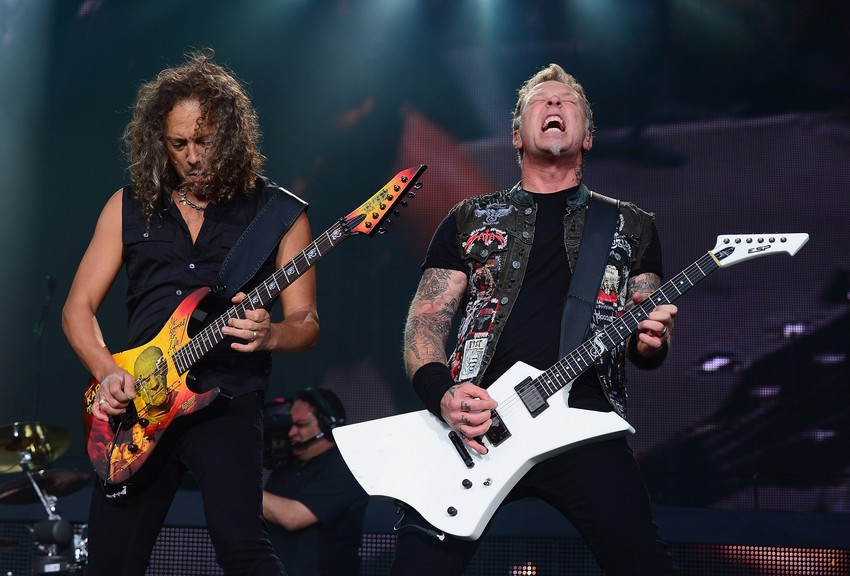 Metallica launch free weekly streaming concert series; watch the first show here 2