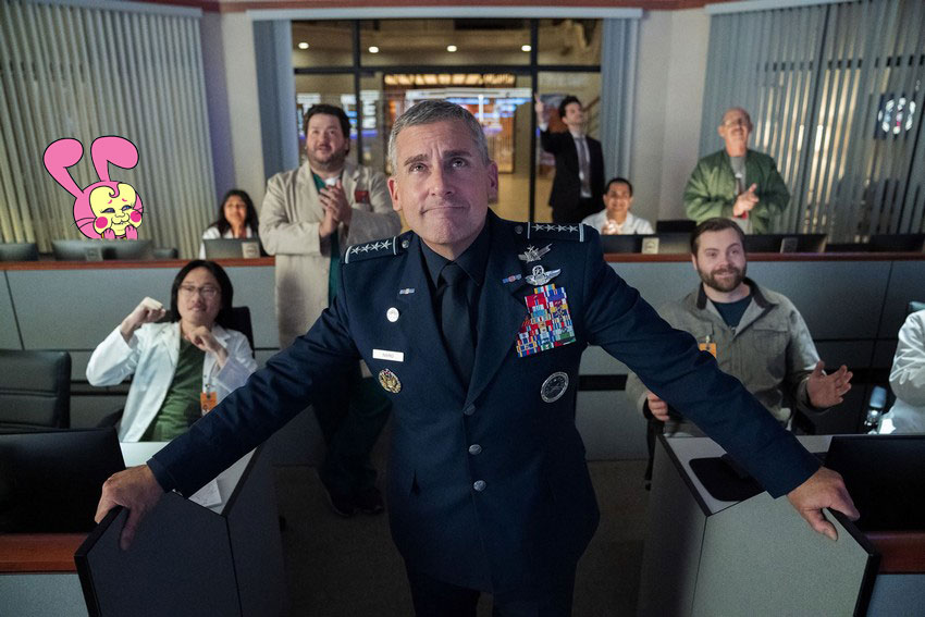 First look at Netflix's Space Force comedy series from the creators of The Office 15