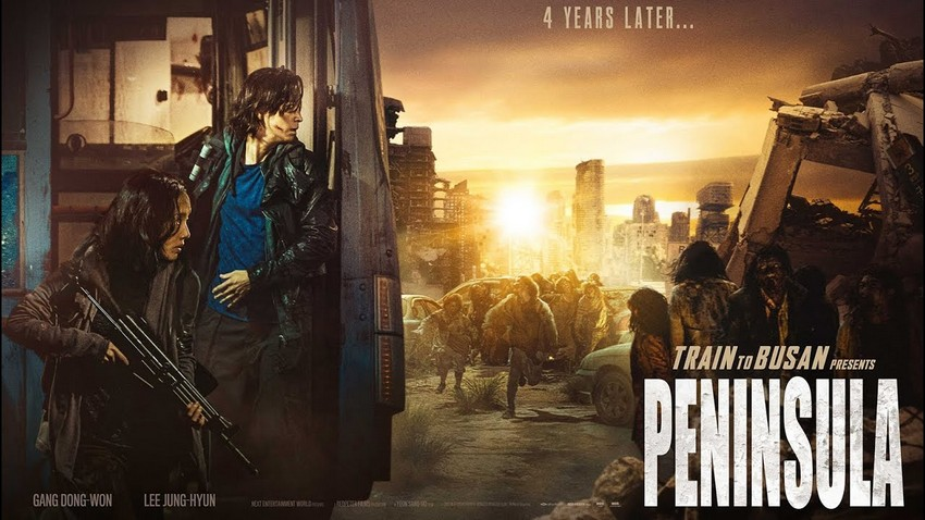 Peninsula - Watch the thrilling first trailer to the Train to Busan sequel 2