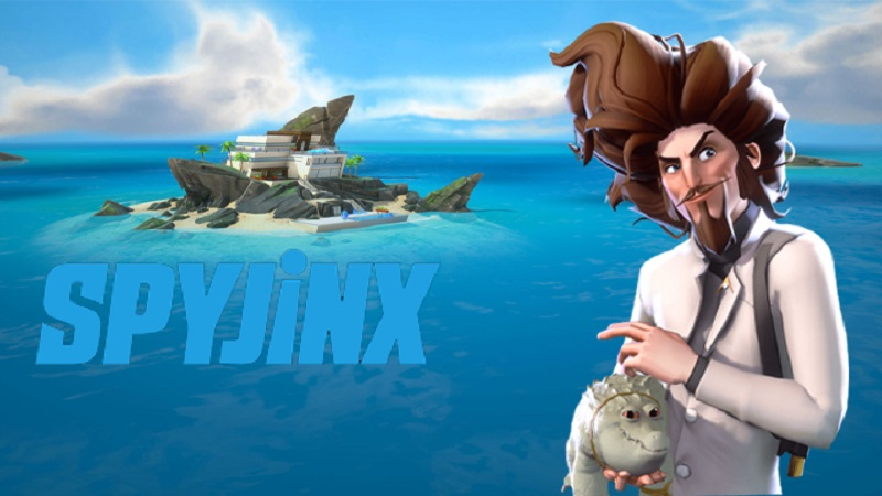 JJ Abrams teams up with Epic to create new mobile game SpyJinx 3