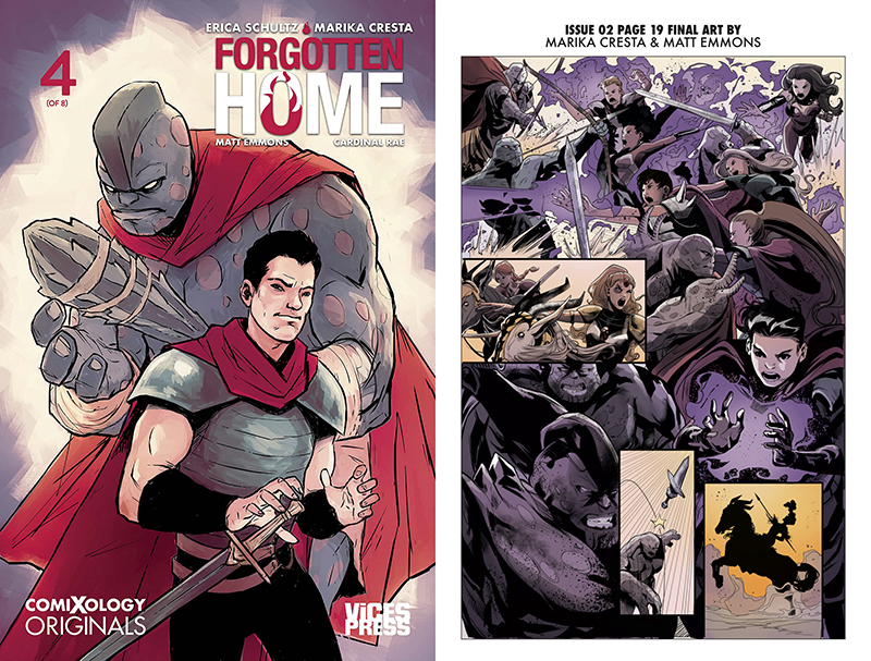 Forgotten Home review – A brisk, breezy blend of fantasy action and family drama 11