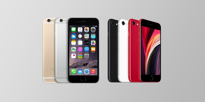 Apple announces its new iPhone SE model for 2020 5