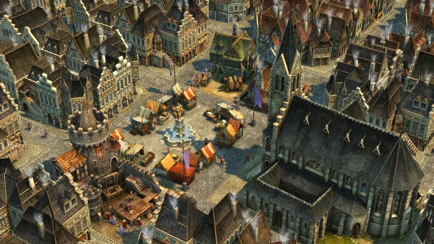 Ubisoft's classic Anno games are getting a legacy-preserving update 6