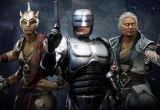Mortal Kombat 11 is going to drop a crazy bomb of story content on players 10
