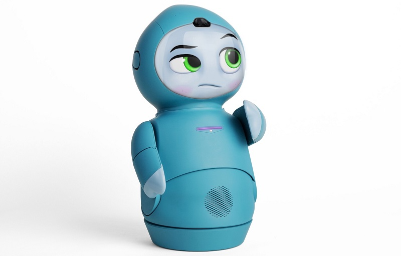 Meet Moxie, the new education robot for kids 2