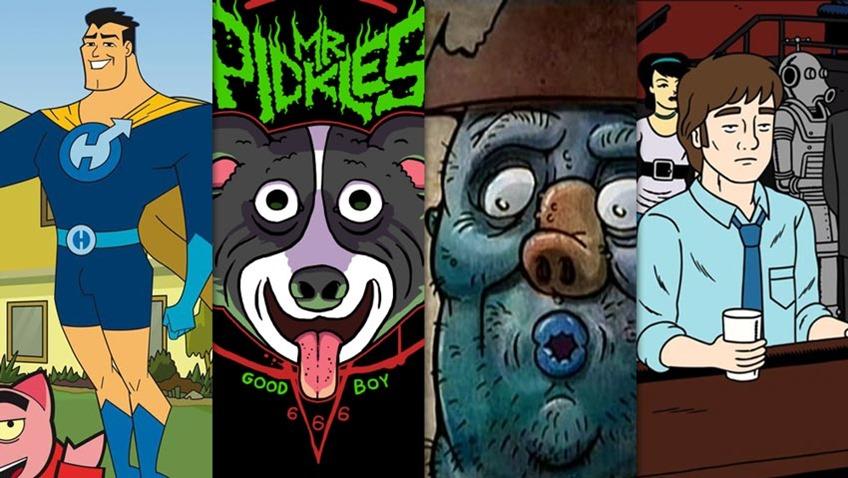 NSFL-Cartoons