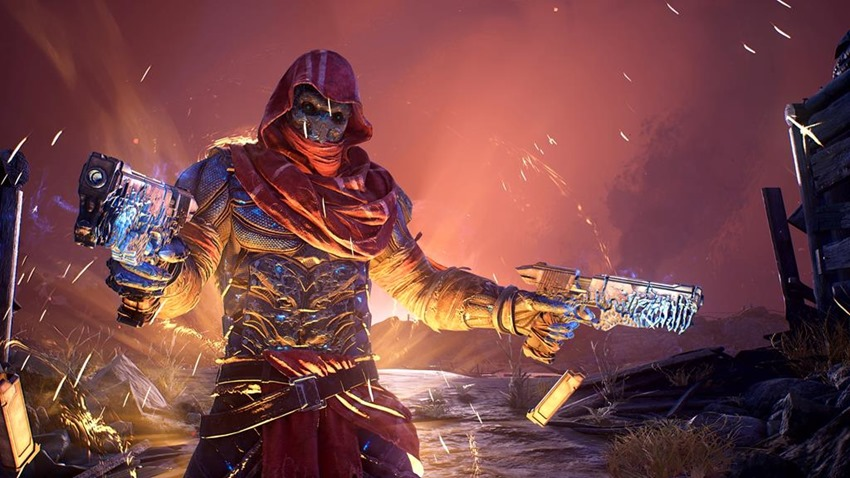 New Outriders gameplay shows off world tier challenges and the amazing abilities of the Trickster 4