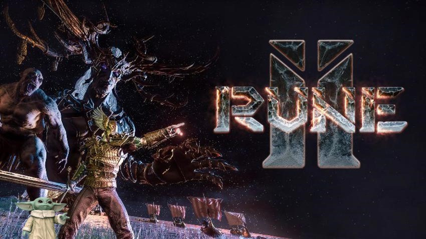 Rune-Yoda