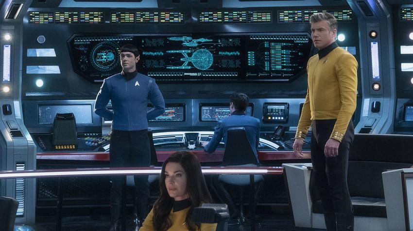 Star Trek: Strange New Worlds will go back to weekly episodic storytelling 6