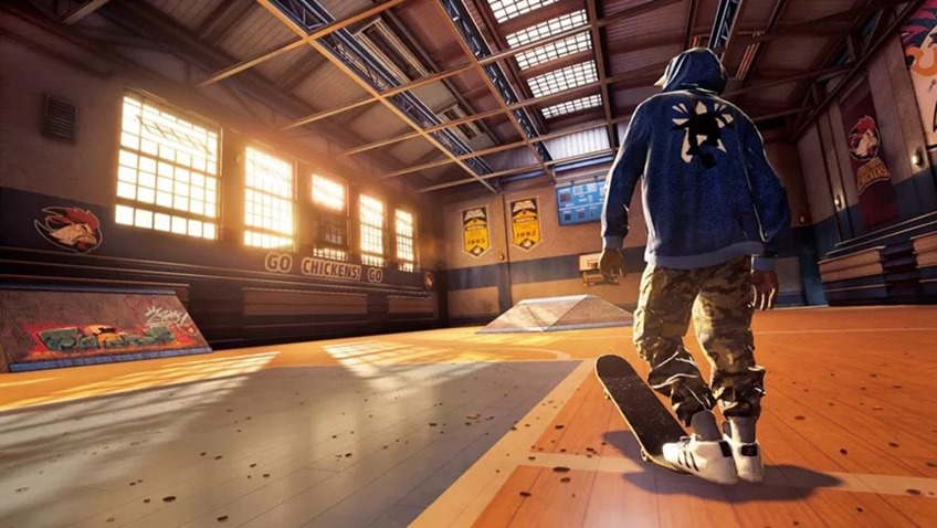 Tony Hawk's Pro Skater 1+2 is the fastest game in the series reach a million sales 2