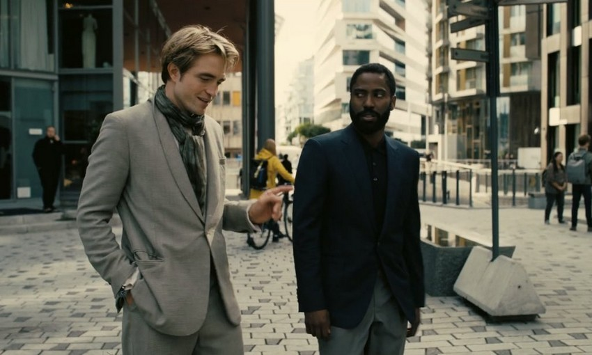 Bold and nuts new trailer for Christopher Nolan's Tenet promises film will release in theatres 4