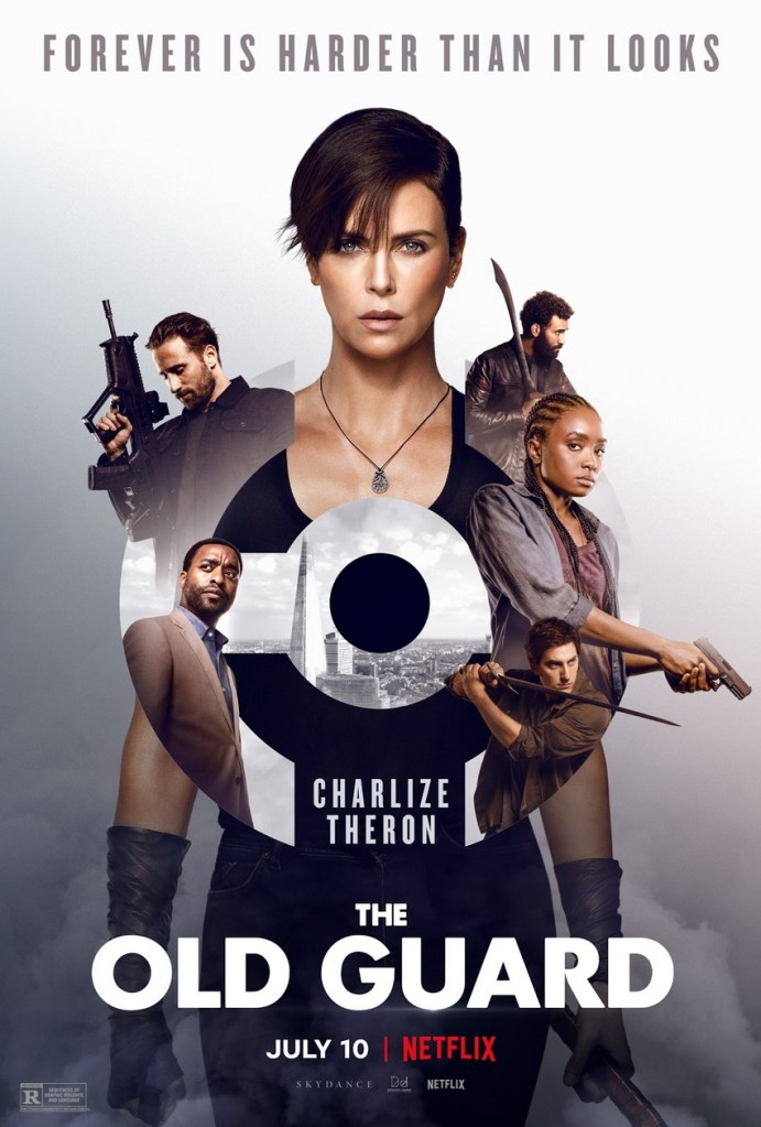 Charlize Theron is an immortal on a mission in this first trailer for The Old Guard 4