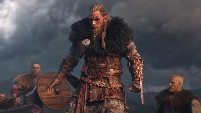 The return of the not-so-hidden blade in Assassin's Creed Valhalla ties into Viking themes of honour 6
