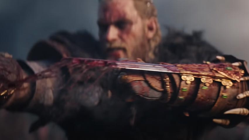 The return of the not-so-hidden blade in Assassin's Creed Valhalla ties into Viking themes of honour 3