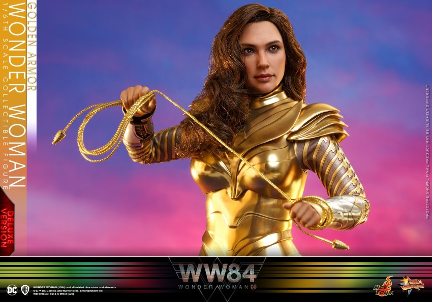Hot Toys Wonder Woman 1984 is ready to soar like a majestic golden goddess 27