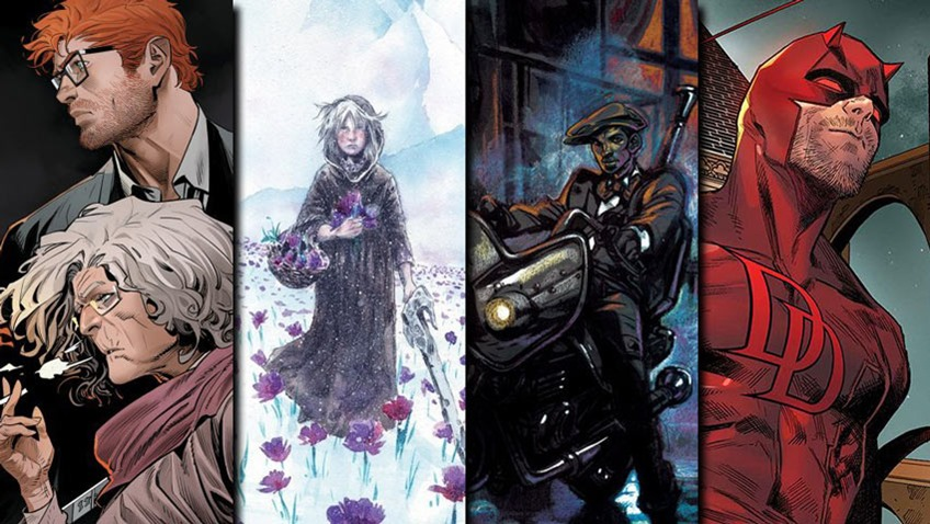 Here are your Eisner Awards 2020 nominees, a celebration of the best of comic books 5