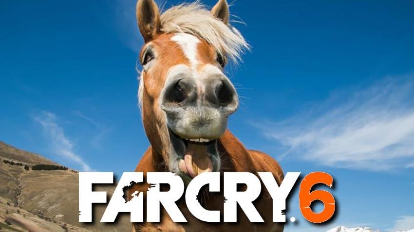 Far Cry 6 Apparently Coming Next Year Includes Drugs And Horses