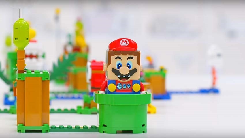 Here's how much every set in LEGO Super Mario will cost you when it launches locally in September 4