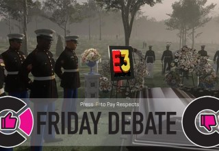 Friday Debate – How would you reboot E3? 26