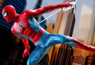 Hot Toys' latest Spider-Man figure is its most amazing one yet 6