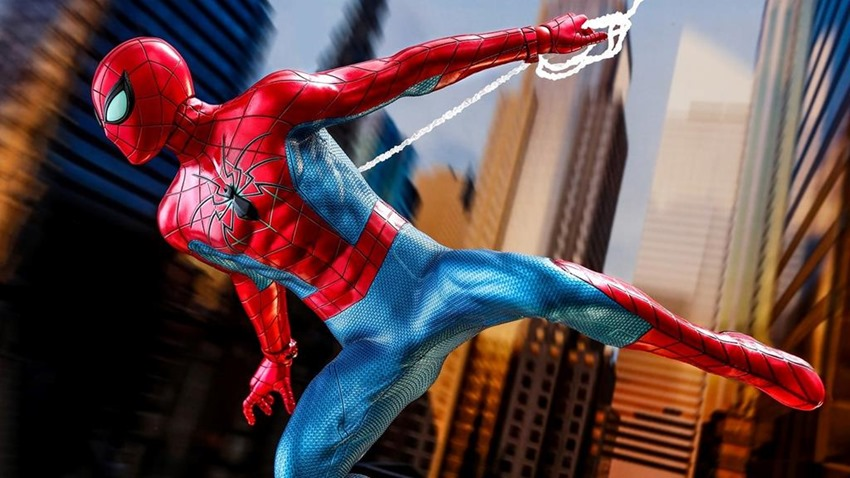 Hot Toys' latest Spider-Man figure is its most amazing one yet 1