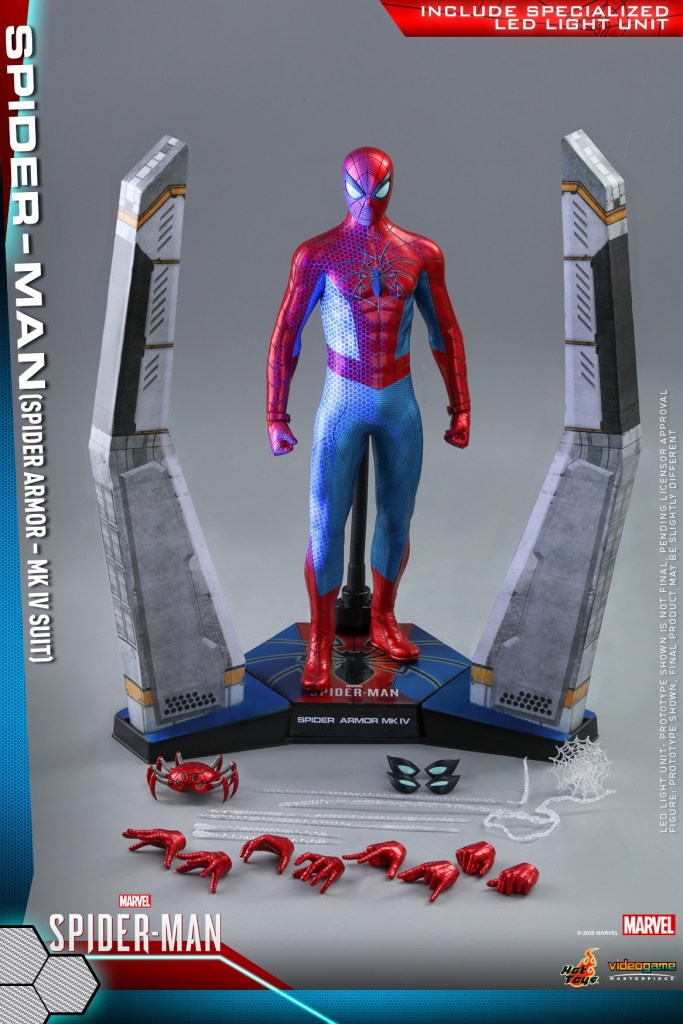 Hot Toys' latest Spider-Man figure is its most amazing one yet 22