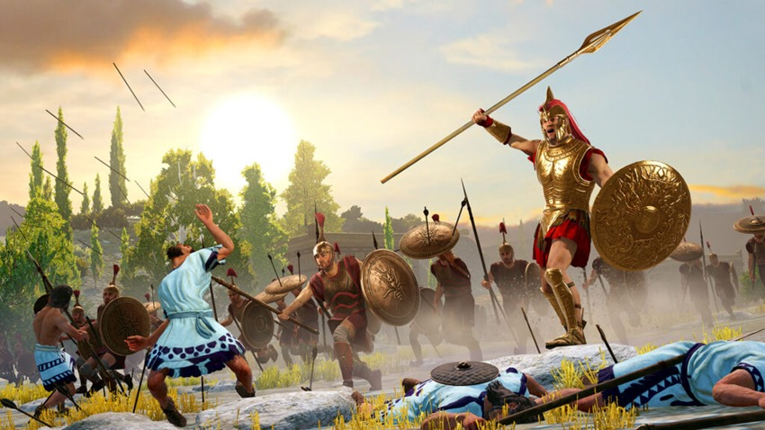 The next Total War saga game will be free for 24 hours when it launches on the Epic Games Store 3