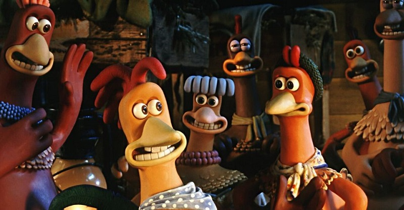 Eggsellent news: A Chicken Run sequel is coming to Netflix, but Mel Gibson won't be back 4