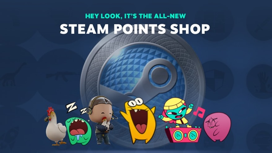 The Steam Summer Sale has launched a permanent Points Shop - Critical Hit