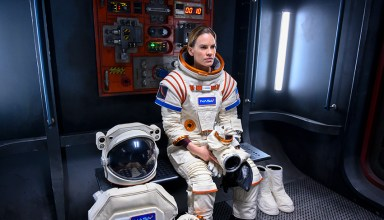 First look teaser trailer and images for Away - a new Netflix drama... in SPACE 30