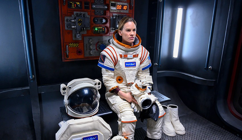 First look teaser trailer and images for Away - a new Netflix drama... in SPACE 9