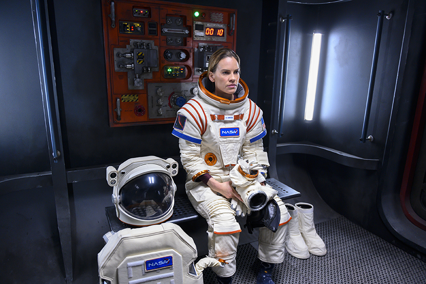 First look teaser trailer and images for Away - a new Netflix drama... in SPACE 12