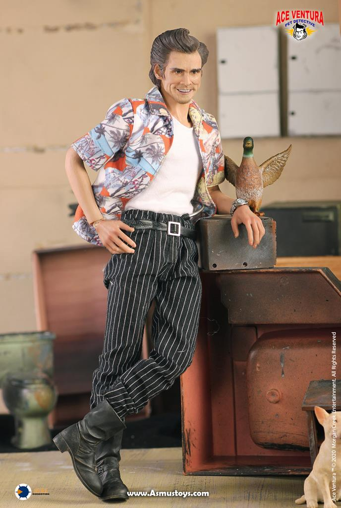 This Ace Ventura collectible toy is pure nightmare fuel 11