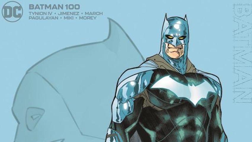 Batman JJ