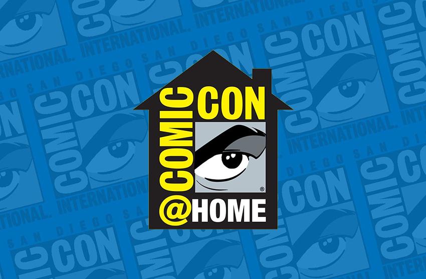Comic-Con@Home TV and film schedule revealed... but no Marvel Studios or Warner Bros 5