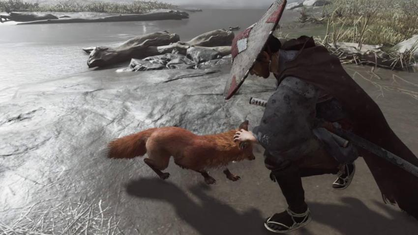 Ghost of Tsushima players have gazed upon Jin's bare buttocks more than 16 million times 2