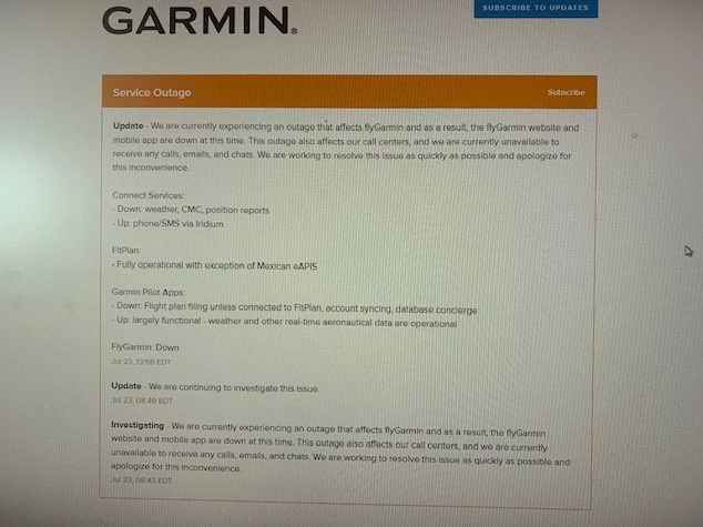 Alleged ransomware attack behind Garmin services outage 4