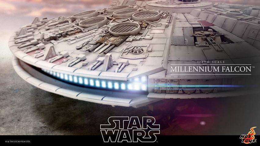 Hot Toys Millennium Falcon (3)